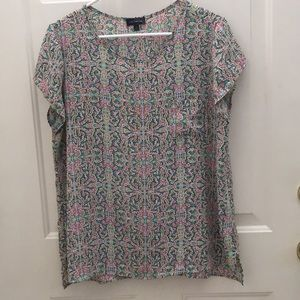Funky loose fitting top